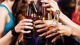 Alkohol, tabako eta joko gehiegi