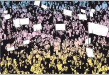 Euskal gazteriak beren burua feministatzat jotzen du