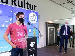 Asier Alvitek irabazi du NEIKER Saria