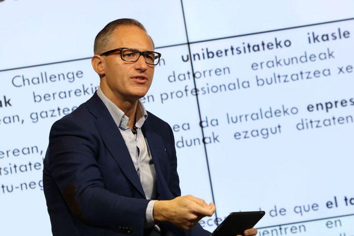 Ivan Jimenez lehiakortasuna-maila profesionalak erakarri