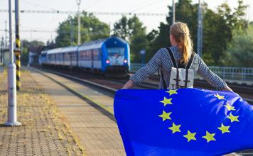 DiscoverEU Europan 60.000 bidaia doan gazteentzat
